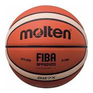 Balon Baloncesto Basketball Molten Gg7x Cuero Original