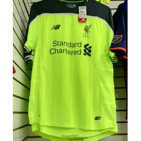 Playera De Fútbol Liverpool De Inglaterra