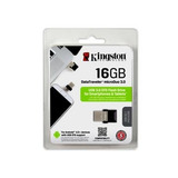 Pendrive 16gb Kingston Dtdu03 Microduo Otg Microusb + U Sep