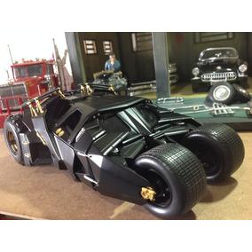 Miniatura Hot Wheels 1/18 Batmóvel Tumbler - Impecável!
