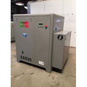 Compresor Tornillo 30 Hp Velocidad Variable