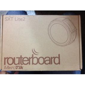 Mikrotik Sxt Lite2 Cpe 802.11b/g/n 2.4ghz 10dbi