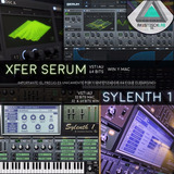 Sylenth1 V2.2 Ó Xfer Serum Elige Uno Win   Mac Vst Plug Ins