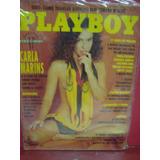 Revista Playboy Agosto 1992 Carla Marins