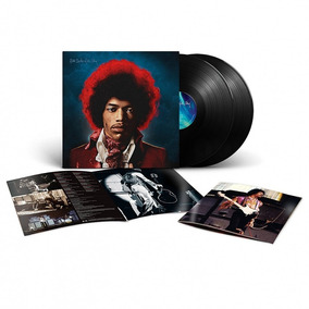 Jimi Hendrix Both Sides Of The Sky Vinilo 2 Lp Nuevo Stock