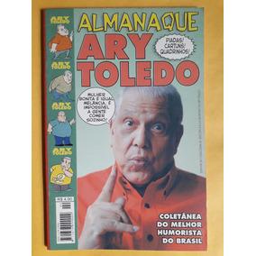 Revista Almanaque Ary Toledo - Coletanea Exclusiva De Piadas