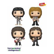 Queen Funko Pop Freddie Mercury Brian May John Deacon Roger