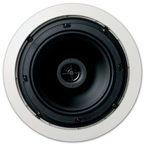 Jamo 6.5cs In Ceiling Surround Sound Home Theater Speaker, P
