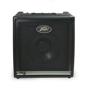 Amplificador Para Teclado, Voz, Guitarra Peavey Kb3 60w