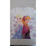 Blusa Frozen Diversos Modelos Tam 2 Ao 10! Novas Rf.04
