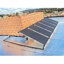Placa Coletor Solar Aquecedor Solar De Pvc-frete Gratis