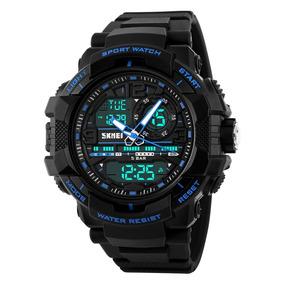 Reloj Deportivo Analógico Digital Skmei 1164 - Acuático