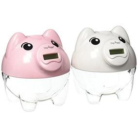 El Banco De Moneda Digital Digi-piggy Contando - 2 Paquete (