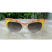 Lentes Sol Cat Eye Mm, Fashion, Gafas Gato Sol