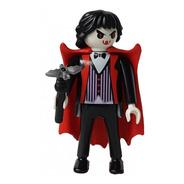 Vampiro Serie 15 Azúl Playmobil 70025