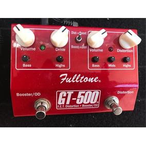 Pedal Fulltone Gt-500 - Impecável
