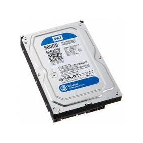 Western Digital Blue 500gb 7200 Rpm 3.5 Sata 6.0gb/s 32mb Wd