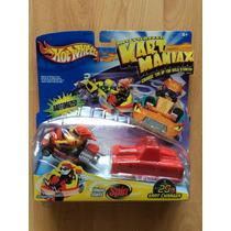 Hot Wheels Kart Maniax Motorizado Corkscrew Giros .