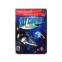 Sly Cooper The Thievius Raccoonus Nuevo Ps2 - Playstation 2