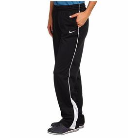 Nike Pantalón Buzo Talla M Color Negro