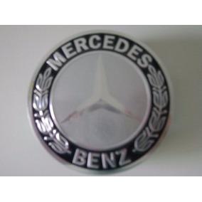 Calota Centro Roda Mercedez Benz E320 E350 E420 Ml63 Slk