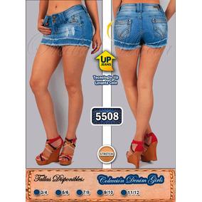 Pollera Falda Short Mujer Corta Jeans Vestir Importada 2017