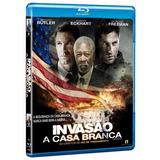 Blu-ray Invasão A Casa Branca - Gerard Butler - Novo Lacrado