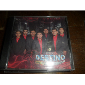 Cd Grupo Destino Musical