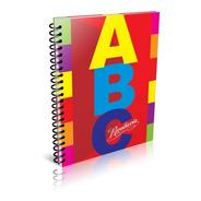 Cuaderno Rivadavia Abc Espiralado X60h Cuadriculado