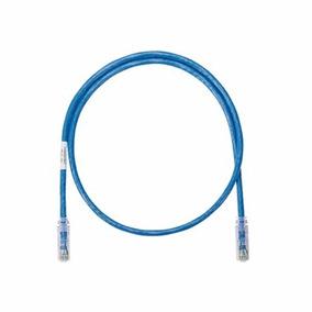 Cable De Parcheo Utp Categoría 6, Con Plug Modular