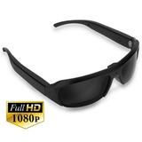be0187b0b7b79 Óculos De Sol Espião Full Hd 1080p 16gb Filma Tira Foto