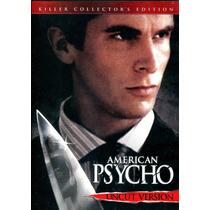 Dvd Psicopata Americano (2000) American Psycho - Mary Harron