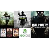 Juegos De Xbox One, Super Combo Retrocompatibles 7 Juegos