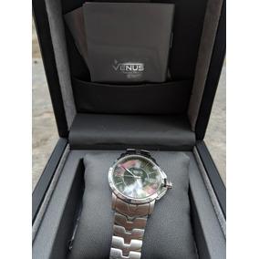 Reloj Para Dama Con Perlas.