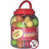 Caramelera Huevos Rítmicos 40u. Eggbox1 Stagg Bmmusic Mjm