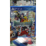 Digimon World Next Order Ps4 Nuevo Sellado