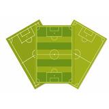 Alfombra Futbol Rug 140x200 Cancha Carpeta Niños Juvenil
