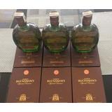 12 Whisky Buchanans 18 Años