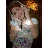 Violetta Gigantografias, Pegotines Y Sticker 86x54 Cm