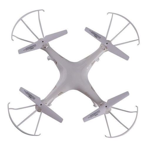 Drone Sinochip DF-M5C con cámara blanco