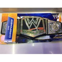 Cinturón De La Wwe Championship United States.
