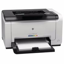 Impressora Hp Lazer Jet Pro Color Cp1025 Cp1025nw Imperdivel