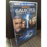 Dvd Battlestar Galactica 1980 Serie Tv Completa E Dublada