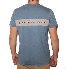 Remera Duke Back To The Roots - Hombre