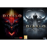 Diablo 3 + Reaper Of Souls Digital Original Pc Battle