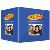Box Dvd Seinfeld- A Série Completa (lacrado)- 33 Discos Novo