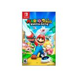 Juego Nintendo Switch Mario+rabbids