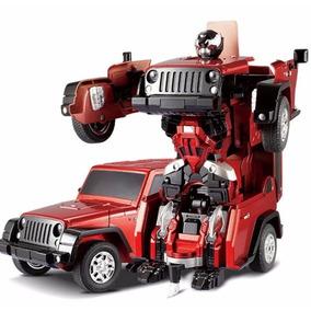 Auto Transformers A Radio Control Con Luz Y Sonido Ra047