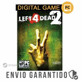 Left 4 Dead 2 Cd-key Steam Pc Envio Garantido