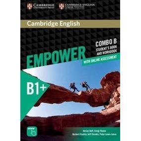 Empower b2 upper intermediate livros no mercado livre brasil cambridge english empower intermediate combo b with online a fandeluxe Images